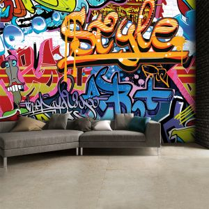 Graffiti Wallpaper Mural