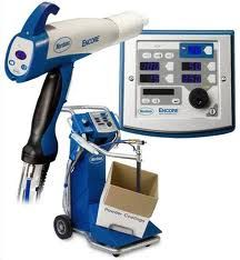 Nordson Encore Powder Coating System - Elliott Equipment Corporation distributors Ohio, Kentucky, Illinois