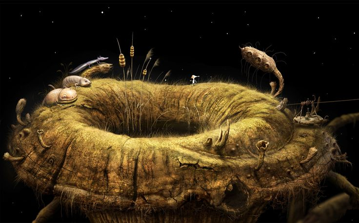 3000x1871px samorost 3 pictures for desktop by Aspen Round