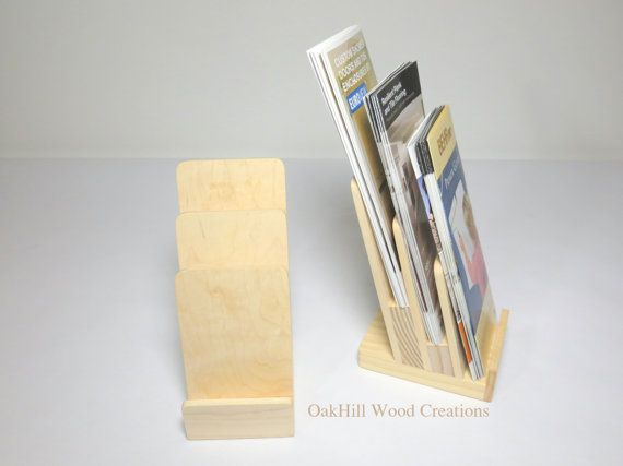 Display Stand, Rack Cards, 3 Tier, Brochure Holder