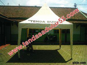 "TENDA RR - SADULUR 55: Tenda Kerucut "" Tenda Bunda "" @sadulur55 Penyedia & menerima pembuatan berbagai macam tenda sesuai dengan permintaan Anda. http://tendasadulur55.com  pic.twitter.com/jxGSKyHJyk"