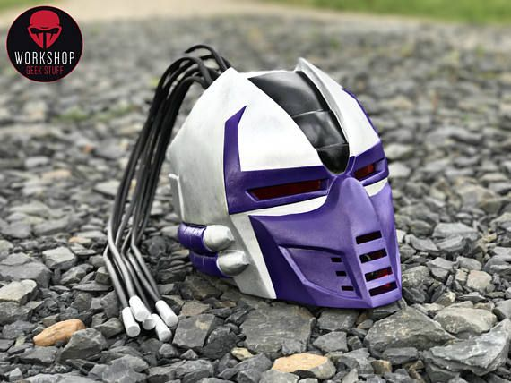 Hey, I found this really awesome Etsy listing at https://www.etsy.com/listing/526831368/cyber-smoke-helmet-from-the-game-mortal