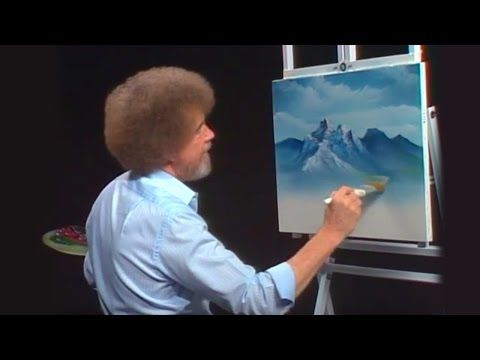 bob ross a spectacular view season 27 episode 7