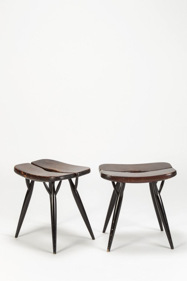 Ilmari Tapiovaara | Pirkka stool, 1956