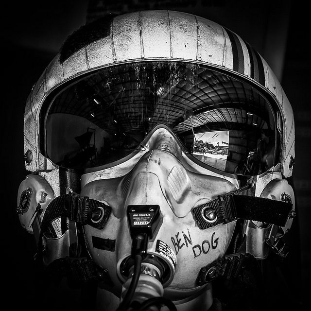 The Flight Helmet by 75Central Photography on Flickr.