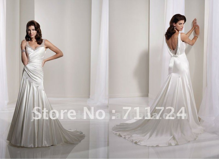 Fabulous Elegant Cap Sleeves Lace Open Back Mermaid Wedding Dress Buy Wedding Dress Open Low