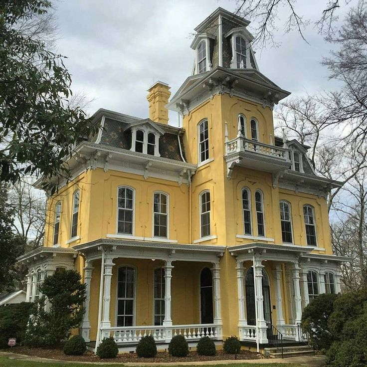 Empire Flooring Raleigh Nc: 508 Best Second Empire Victorian Homes Images On Pinterest