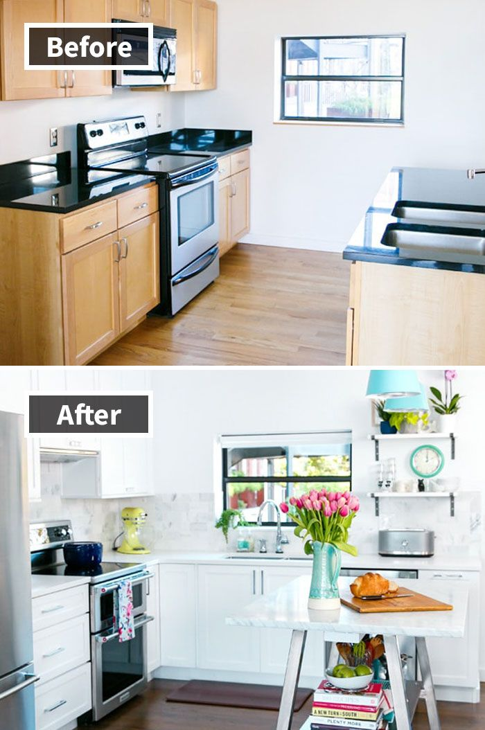 190 Rooms Before And After Makeover Kitchen Cabinet Remodel Kitchen Remodel Kitchen Remodel Design