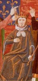 King Henry IV (1399-1413). 16th great-granduncle to Queen Elizabeth II.  House of Lancaster. Reign: 13 yrs, 5 mos, 18 days. King of England from 1399, the son of John of Gaunt. In 1398 he was banished by Richard II but returned in 1399 to head a revolt and be accepted as king by Parliament. Had difficulty keeping that support so to win support he had to conciliate the Church by a law for burning of heretics and make many concessions to Parliament. His successor was his son Henry V.