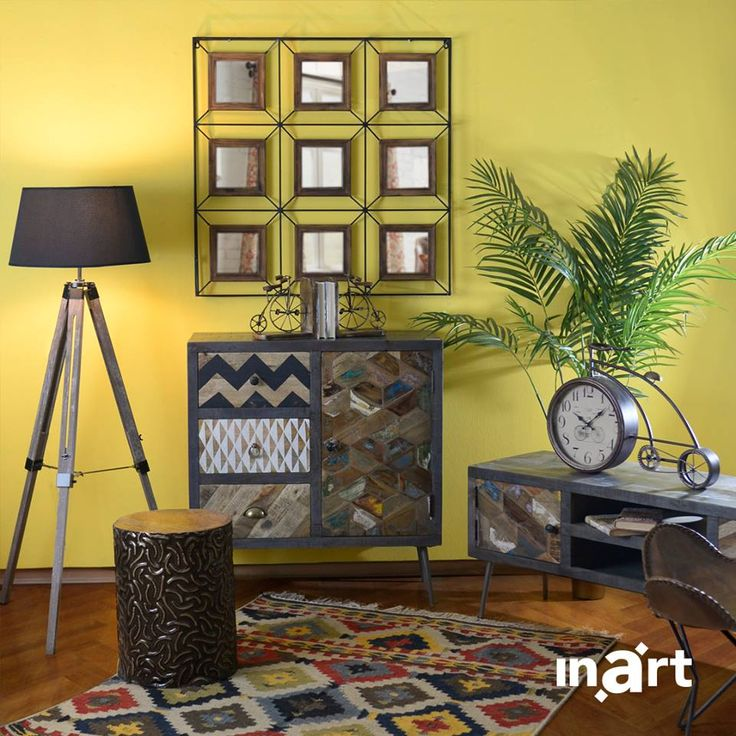 Be bold. Dare to create your space as unique as you want. Dreams can come true with #inart