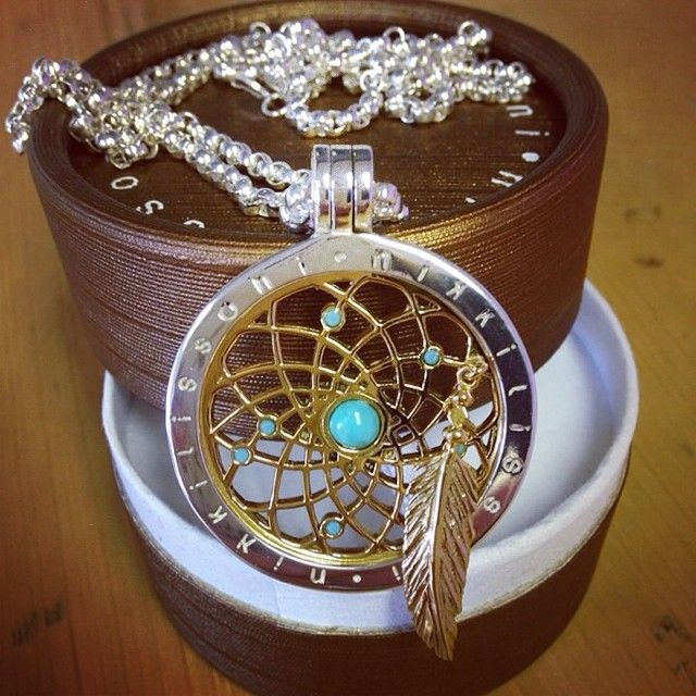 Have Sweet Dreams with our Turquoise Dreamcatcher! -xx-