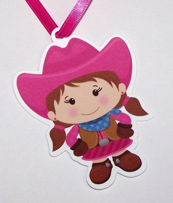 Cowgirl Party  Set of 10 Little Cowgirl Favor by TheBirthdayHouse, $6.00