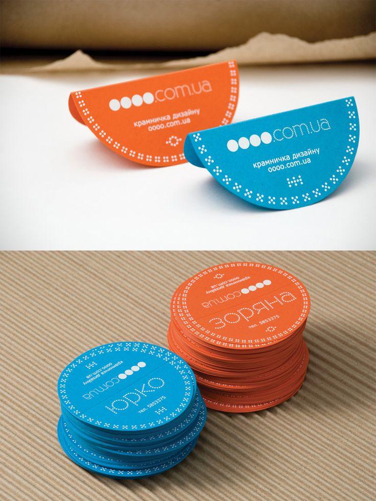 20 diseñoa de tarjetas de visita creativas #businesscard