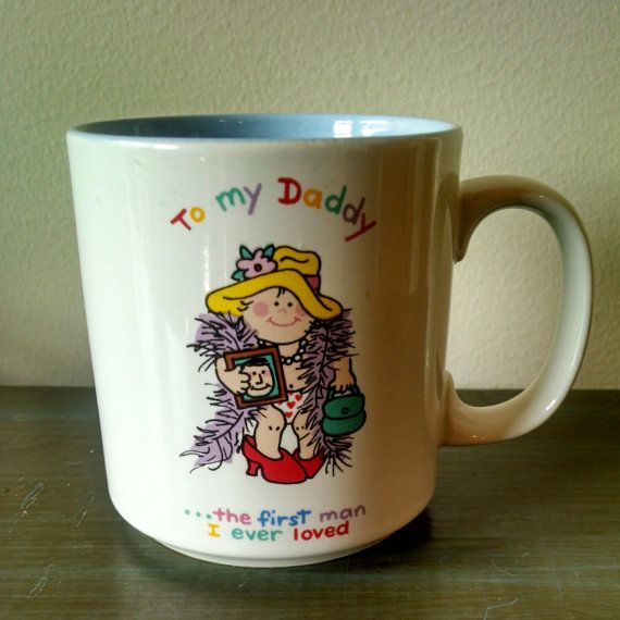 Russ Berrie To My Daddy Mug- Fathers Day Gift