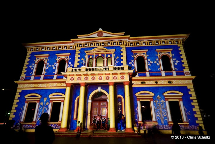 The Art Gallery of South Australia Illuminated, Adelaide