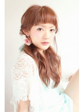 hair lounge an rio 【ヘアラウンジ アンリオ】☆ツインテールアレンジ☆