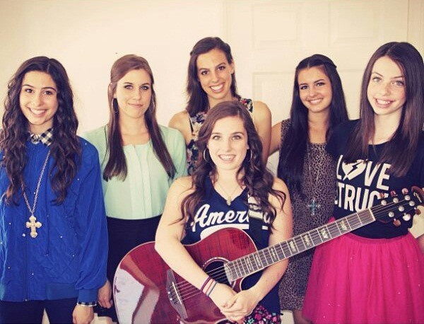 Cimorelli, the best band in the world!!!