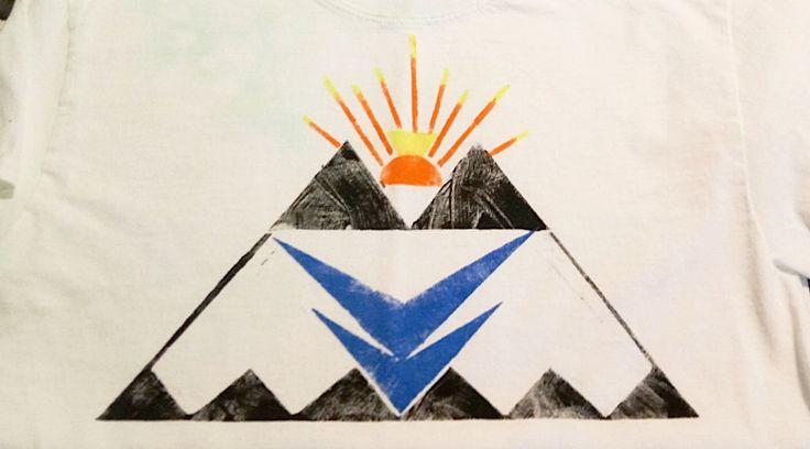 Vermont Mountain T-shirt