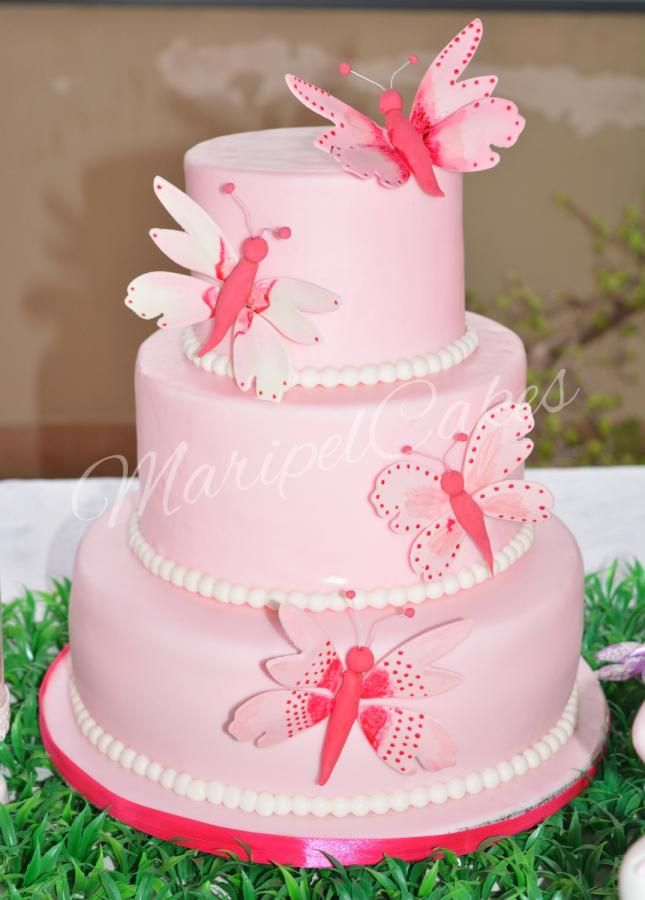 Butterfly Cakes Uk