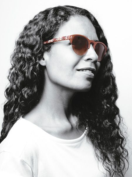 Terral Aikabia, Wooden sunglasses handmade in Andalusia, by Laveta x Tarxia