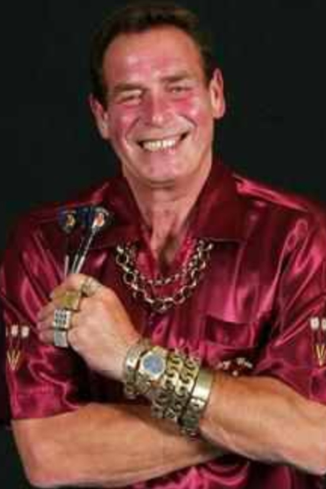 Bobby George - Darts Legend