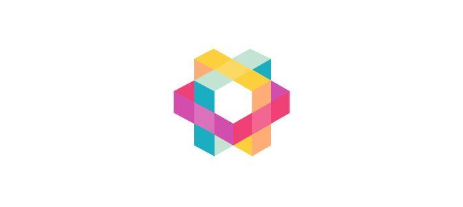 BoldMedia – Flat Logo Design for web design company Author: Jeroen van Eerden