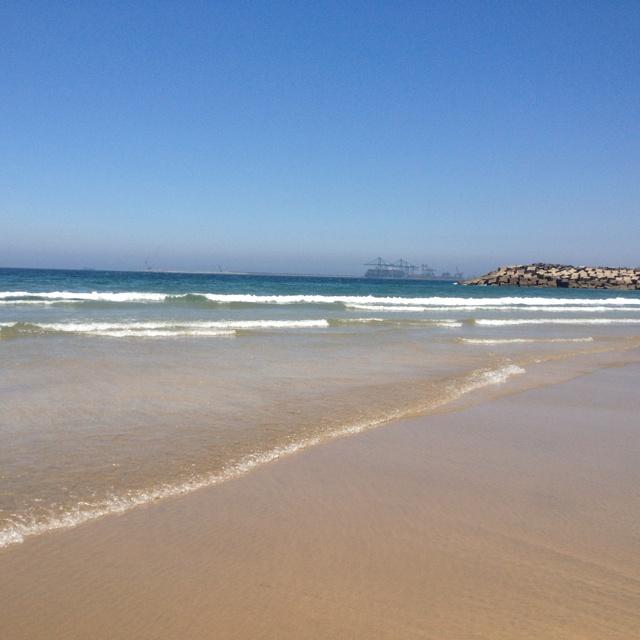 Praia Sao Torpes