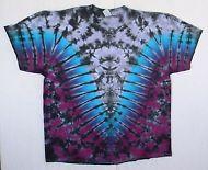 Men's 2XL Tie Dye T-Shirt - Handmade - Island Tie Dyes