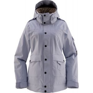 Ladies, sport this winter season with the Foursquare Heather Snowboard Jacket. Extra long, the Foursquare Heather Snowboard Jacket will keep you extra warm. In addition, this jacket is waterproof and breathable, perfect to wear out in the snow. With wrist warmers, keep the snow out and stay dry all day long. You won't be disappointed. …
