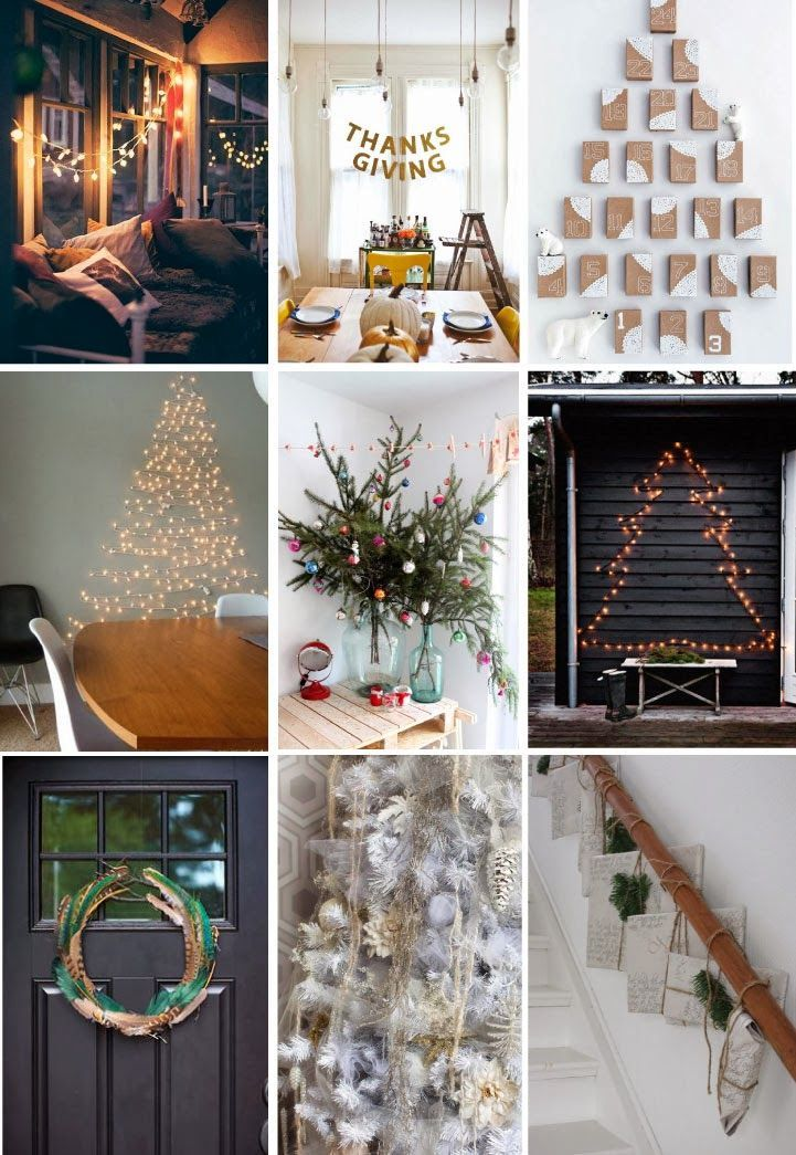 Poppytalk: 25 Entertaining Decor Ideas for the Holidays