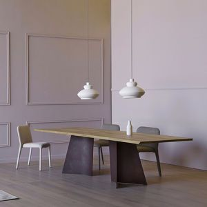 Tavolo allungabile Maggese Plus - design Paolo Cappello - Miniforms