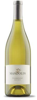 Mandolin Chardonnay Monterey wine