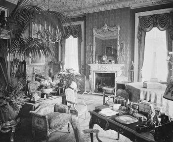 Small Drawing Room, Marlborough House [Marlborough House, 1912]