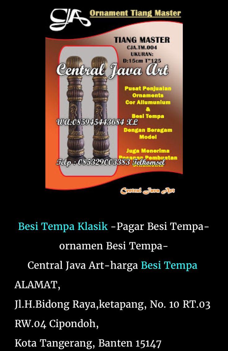 http://centraljavaartcj.wordpress.com/ Wa. 085945443684 XL. /085329003383 Telkomsel