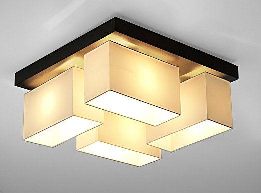 deckenlampe stoff besonders bild und afdaadebfaeeb