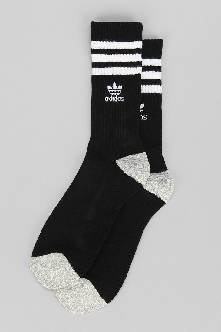 adidas Original Roller Crew Sock #urbanoutfitters