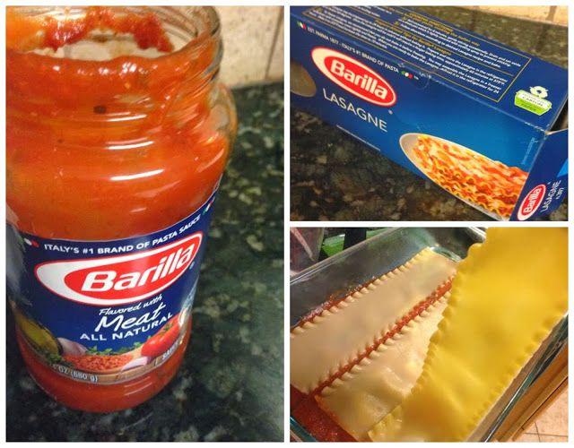 Hostess With The Mostess: Barilla Lasagna recipe! #joytothetable #pmedia #ad
