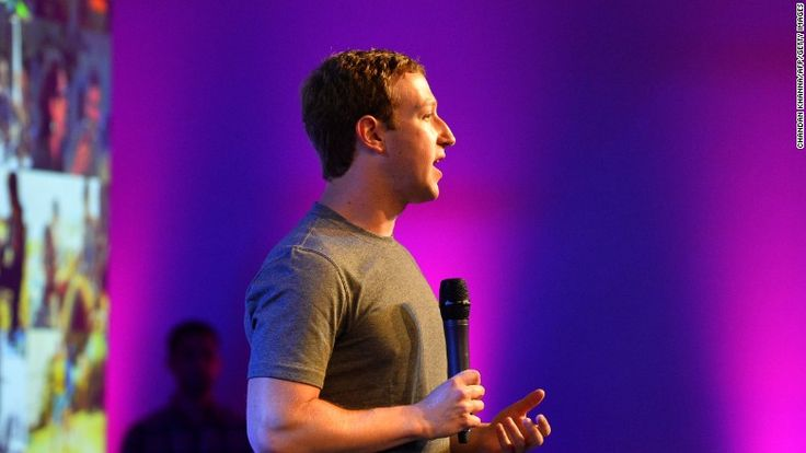 The Facebook CEO offered what may be his strongest condemnation of the Trump administration yet.