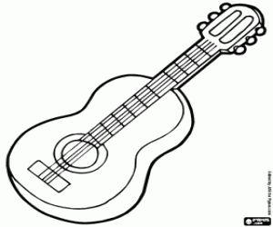 Výsledok vyhľadávania obrázkov pre dopyt gitara kreslena