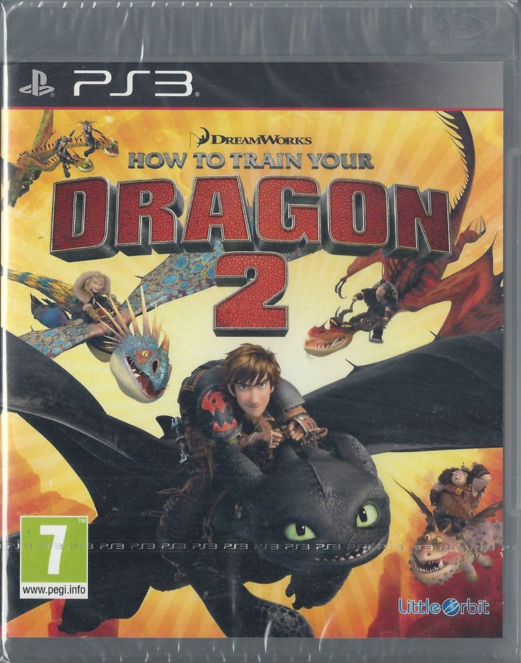 PlayStation 3 Dreamworks How to Train Your Dragon 2 (PS3) BRAND NEW