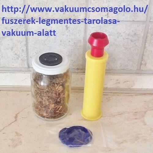 kakukkfű tárolása a fűszer illóanyagának hosszú távú megőrzéséért