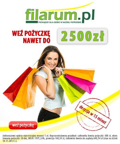 Filarum  - pożyczka gotówkowa http://banki.kredytbankowy.com/filarum/
