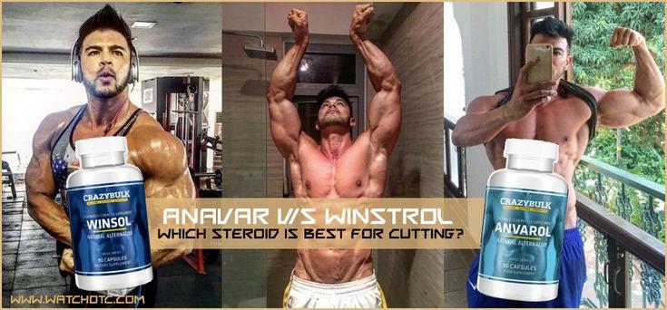Anavar V/S Winstrol – Which Steroid is Best for Cutting?  #anavar #winstrol #anavarforsale #winstrolforsale #steroids #steroidsforsale #anabolicsteroids #legalsteroidsgnc #wheretobuysteroids #crazybulk #crazybulksupplement