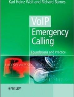 VoIP Emergency Calling: Foundations and Practice 1st Edition free download by Karl Heinz Wolf Richard Barnes ISBN: 9780470665947 with BooksBob. Fast and free eBooks download.  The post VoIP Emergency Calling: Foundations and Practice 1st Edition Free Download appeared first on Booksbob.com.