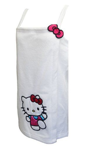 Hello Kitty Satin Accent White Shower Wrap for women (Large) WebUndies.com http://www.amazon.com/dp/B001E8BI2G/ref=cm_sw_r_pi_dp_.v9ewb0XZZME9