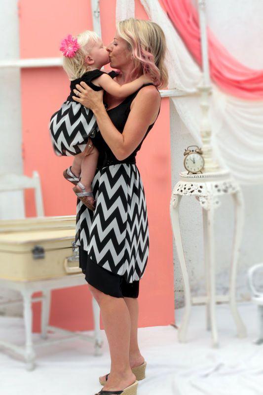 8 idées de tenues mère-fille à couper le souffle