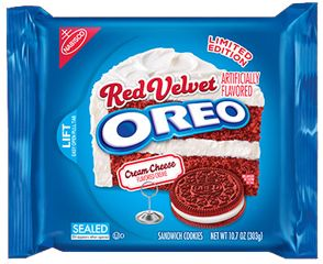 FREE Oreo Red Velvet Rope Giveaway (6,750 Daily Winners) on http://hunt4freebies.com