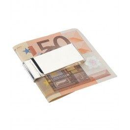 Aminteste-i ca niciodata nu stii de unde sare iepurele si banii isi pot face loc oricand in clipsul de bani, un cadou util de Sf. Dumitru