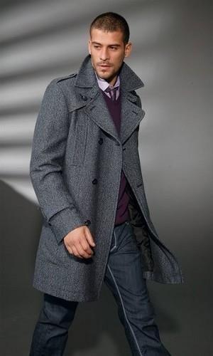 Мужское пальто фасоны и советы по шитью