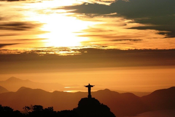 Breathe taking!: Travel Wonder, My Sisters, Rio Brazil, Rio De Janeiro, Christ The Redeemer, Travel Search, Sunrise, My Buckets Lists, Travel Together